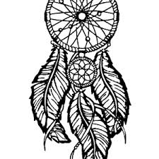 Small Picture Dreamcatcher Coloring pages Coloring pages for adults JustColor