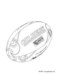 Coloriage A Imprimer Rugby Asm Rugby Dessin Stade Toulousain A Colorier L