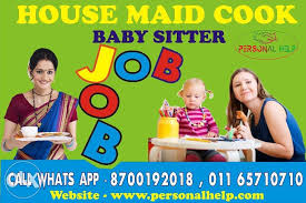 baby advertising jobs baby teacher nanny job in delhi ncr full time part time call me