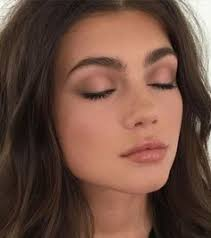 natural makeup this brown is great for a simple neutral look you only need to know some tricks to achieve a perfect image in a short time