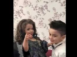 cute kid couple whatsapp status