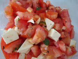 Resultado de imagem para Salada de tomate com orégano