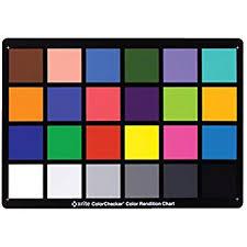 Gretagmacbeth Colorchecker Chart X Rite Colorchecker Classic Msccc