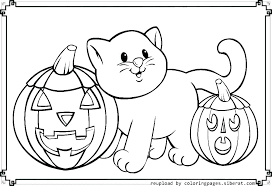 Halloween Coloring Pages Adults Trustbanksurinamecom