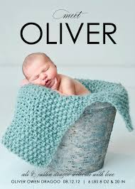 Birth Announcement love all of it. Apple crate maybe Photo.
