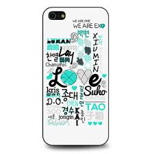 Get you Cheap We are e Exo Kpop iPhone 5 5s Phone Cases line