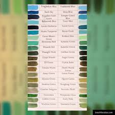 Gw Colour Chart Paint Reference Chart For Citadel And Army Painter Acrylic