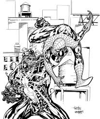 Small Picture Venom Coloring Pages Coloring Coloring Pages