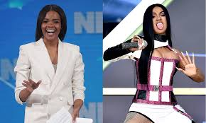 Candace Owens Knocks Cardi B Out in First Round – OutKick