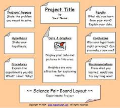 Science Project Chart Work