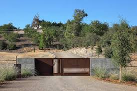but i love that gate bar architects design the law winery in