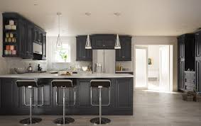 remarkable kitchen lighting ideas black refrigerator. Kitchen. Kitchen Cabinets With Amazing Classy Designs. Glamorous Wood Cabinet In Espresso Along Remarkable Lighting Ideas Black Refrigerator