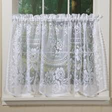 Lace Sheers Beautiful Country Style Curtains In Rosy Lace Country Style