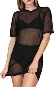 Sheer Dress - Amazon.com