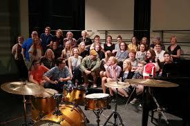 Ghs Theatre Students Perform For Musicals Original Lyricist