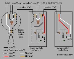 3 pole wiring diagram 3 pole switch wiring diagram \u2022 free wiring how to wire a single pole switch with power at light at 120 Volt House Wiring Diagram For Lights