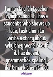 i am an english teacher in high school if i have students who i am an english teacher in high school if i have students who shows up