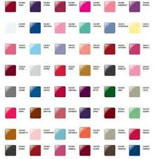 Details About Glam And Glits Nail Design Acrylic Colored Powder Assorted Colors 300 347 1oz