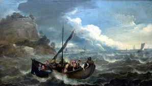 Remember, jesus can do amazing things! Calming The Storm Wikipedia