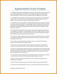 007 Research Paper Persuasive Essay Writing Prompts For High