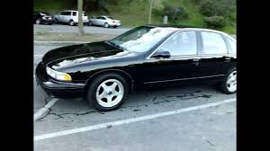 1995 Chevy Impala SS for sale on ebay, 102K - YouTube