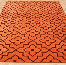 delightful grey and orange rug and geometric style modern grey orange area rug 62 blue gray