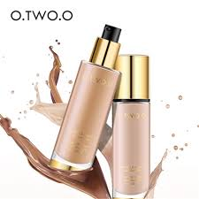 O.TWO.O <b>Liquid Foundation</b> Invisible Full Coverage <b>Make Up</b> ...