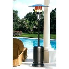 outdoor patio heater costco patio table umbrella patio table
