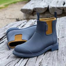 Merry People Bobbi Oxford Blue 40 at MAKE Designed Objects