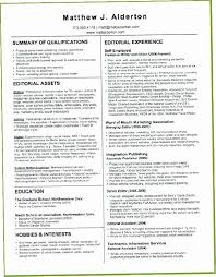 Writer Resume Simple Freelance Writing Resume 44RPC Freelance Writer Resume Sample