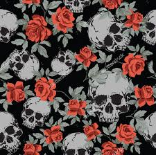 Skull Pattern Awesome 48 Amazing Skull Patterns Textures Backgrounds Images Design