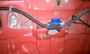 how to install 2 wire door lock actuators in your 88 91 civic crx there you can use the simple bracket that comes the actuator lastly the trunk hatch boot release is easy to do here is mine installed
