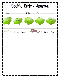 Double Entry Chart Double Entry Journal Sheet Pdf Google Drive Double