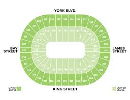 Seating Chart First Ontario Centre Seating Charts Core Entertainment