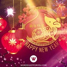 It simply looks like you're sharing your feelings with others. Happy Chinese New Year 2020 Cartoon Gif Stati Di Whatsapp
