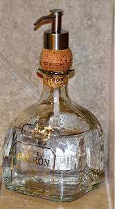 Liquor Bottle Decorations 100 Things To Do With A Leftover Liquor Bottle Liquor bottles 9