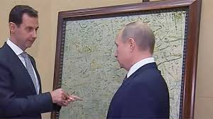 Image result for асад путин