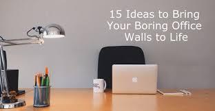 office wall art ideas
