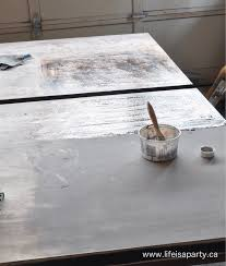 how to refinish your old dark wood veneer table how to strip your old table
