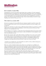 salary counteroffer letter salary counter offer letter strong pictures template ms word