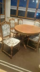 Esstisch Eiche Rustikal6 Stühle In 97618 Wollbach For 10000 For