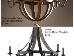 wine barrel chandelier wine barrel chandelier on a beer budget wine barrel chandelier home depot