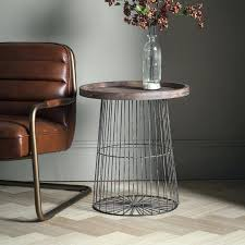 wire side table wire side table nz wire side table