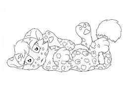 Jaguar Animal Coloring Pages Realistic Coloring Pages Jaguar