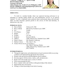 School Nurse Resume Objective Excellent Nursing Resume Objectives Examples Objective Vitae 42