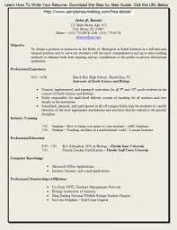 All Resume Format Free Download Free Resume Example And Writing