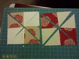 Disappearing 4 patch/pinwheel using charm packs!! | Quilt block ... & Disappearing 4 patch/pinwheel using charm packs! Adamdwight.com