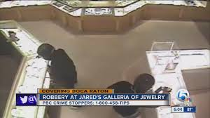 robbery at jared s galleria of jewelry