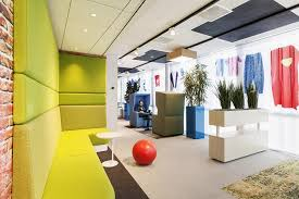 the google office. View In Gallery Comfy And Colorful Workplaces Inside The Google Amsterdam Office I