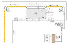 under cabinet lighting without wiring. Kitchen-led-under-cabinet-lighting-kit-wiring-diagram Under Cabinet Lighting Without Wiring T